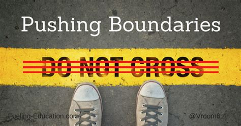 push boundaries vroom fueling education pushing boundaries