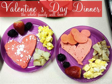 valentines day 2015 dinner a s day dinner the whole family will