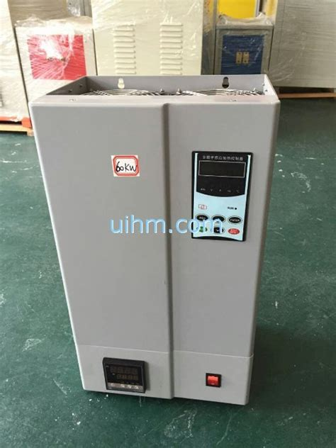 induction heater design custom design single air cooled induction heater induction cooker 60kw united induction
