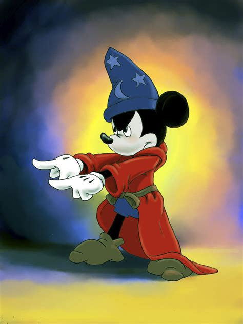 the sorcerer s apprentice a classic mickey mouse tale books sorcerer s apprentice by jennbredemeier on deviantart