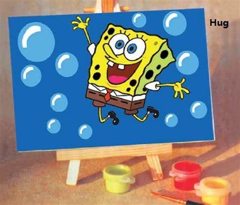 spongebob painting free spongebob pictures reviews shopping spongebob