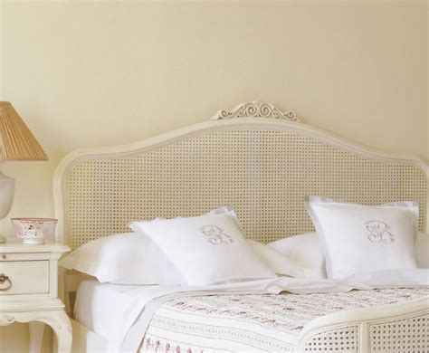 painted rattan headboard just headboards