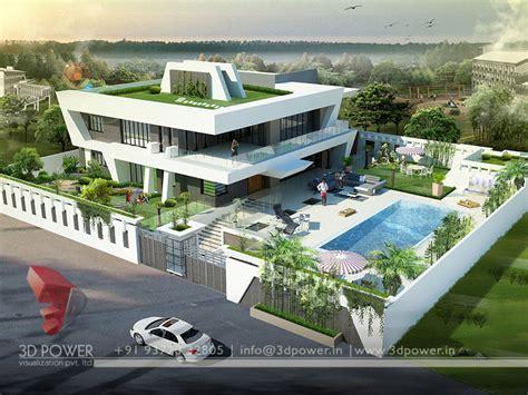 6 Plex Floor Plans gallery architectural 3d bungalow rendering modern 3d