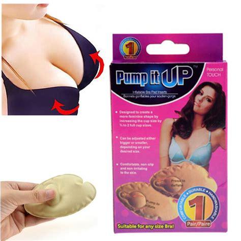 It Up Bra Pembesar Payudara Magic Bra Pad Bra of 2 it up bra pad insert magic bra pad breast enhancers with retail from