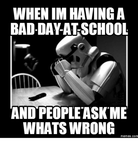 Having A Bad Day Meme - knows you hada bad day smilesto cheer you up cheers meme on me me