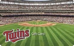 Minnesota Twins Gift Card - storefinancial and minnesota twins form partnership in prepaid