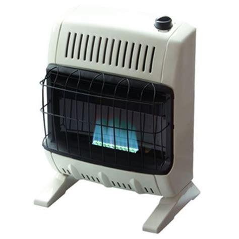 Gas Garage Heater With Thermostat heatstar vent free blue thermostat