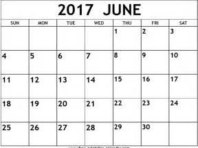 calendar print template june 2017 printable calendar templates free printable