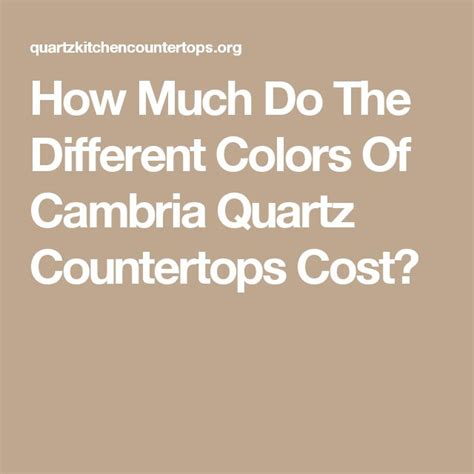 how much do cabinets and countertops cost the 25 best quartz countertops cost ideas on