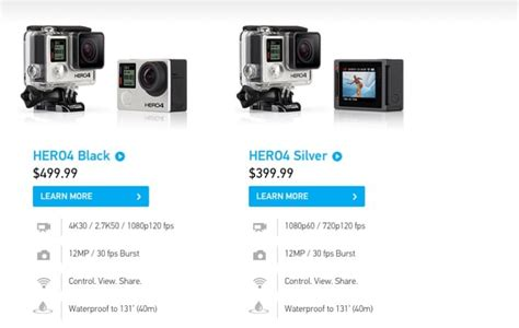 gopro specs blackout housing supports gopro 4 product reviews net