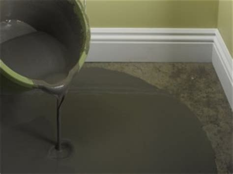 Self Leveling Floor Compound by Laying Self Levelling Compound