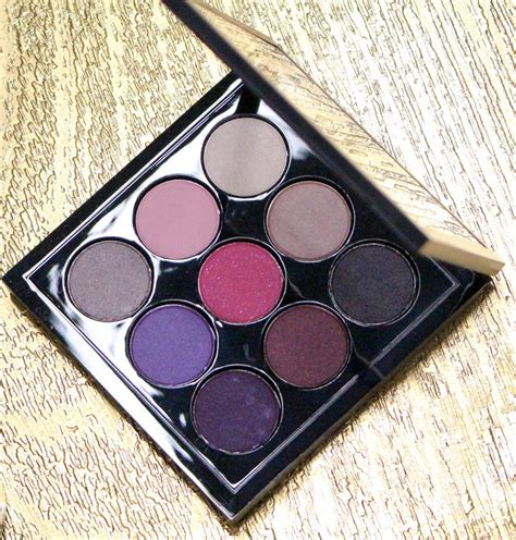 Eyeshadow X9 the mac fashion pack collection new runway worthy eye shadow x 9 and fluidline pens makeup