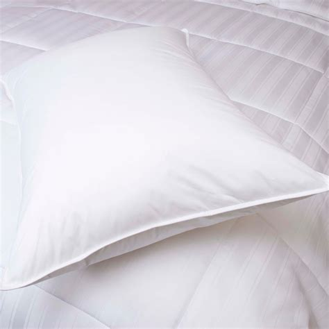 white bed pillows downlite 525 fill power white duck down pillow supplies