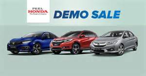 Cars Sale Demo Cars For Sale How To Assess The Age Peel Honda