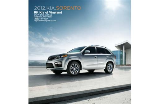The Nearest Kia Dealership 2012 Kia Sorento For Sale Nj Kia Dealer Near Turnersville