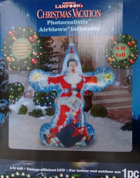 National Lampoon's Clark Griswold Christmas Vacation Airblown Inflatable