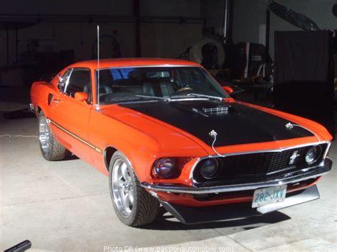 Jeux Mustang Auto Moto by Mustang Mach 1 1969 Du Jeu Tf1 Auto Moto Salon