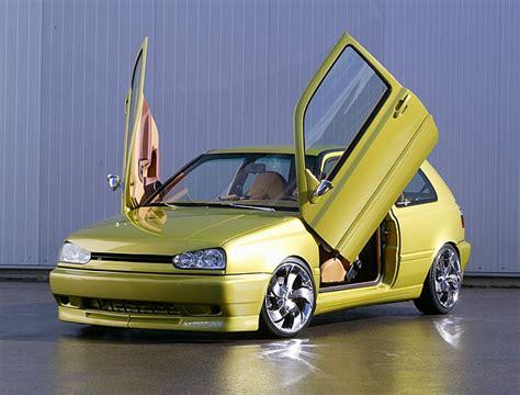 Lamborghini Style Doors Lsd Lambo Style Doors For Vw Golf Gti Mkiii 2 Door