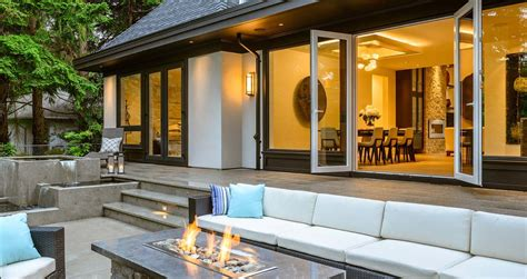 modern home design victoria bc beautifully crafted contemporary custom home in british