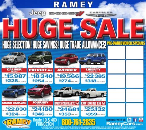 Ramey Jeep Princeton Sale Ramey Chrysler Jeep Dodge Princeton Wv