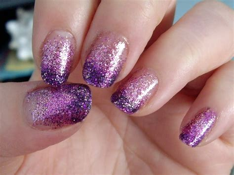 Glitter Nails by Glitter Nail Designs Acrylic Nail Designs