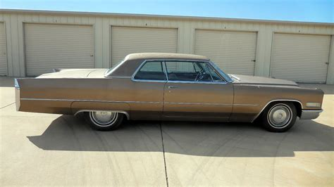 1966 Cadillac Parts by Black Plate Bomb 1966 Cadillac Coupe