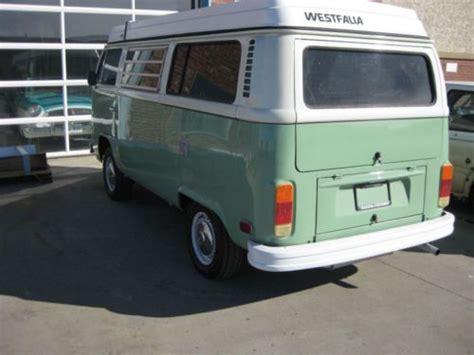 purchase   volkswagen westfalia van restored  cool beautiful condition