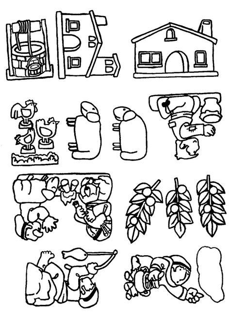 imagenes de navidad para colorear y armar jes 250 s te llama dibujos navide 241 os para colorear