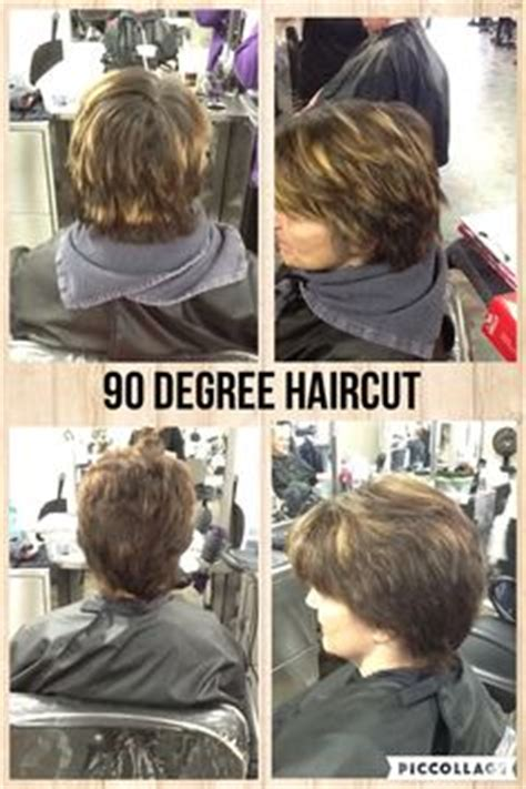 90 degree triangle haircut haircuts and zero on pinterest