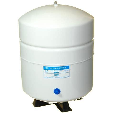 Water Storage Tanks Home Depot by Ispring 5 5 Gal Metal Osmosis Water Storage Tank
