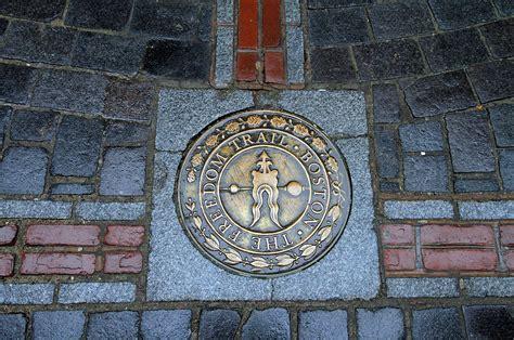 freedom trail boston map freedom trail