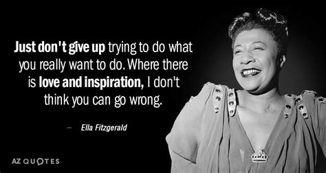 ella fitzgerald quotes top 25 doing what you want quotes of 52 a z quotes