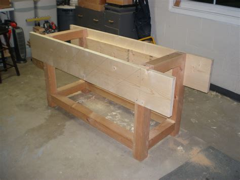 woodworking benches plans nicholson woodworking bench plans furnitureplans