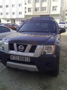 Used Car Business Dubai Dubizzle Dubai Xterra Nissan Xterra