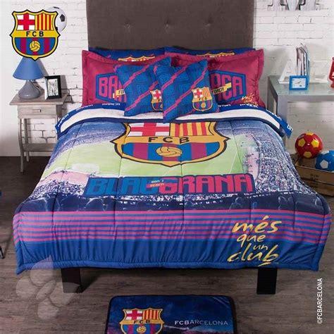 soccer bedding new club barca fcb barcelona football soccer softy