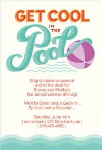 free pool invitation template pool invitations templates free theruntime