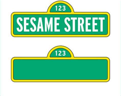 sesame sign template elmo png etsy