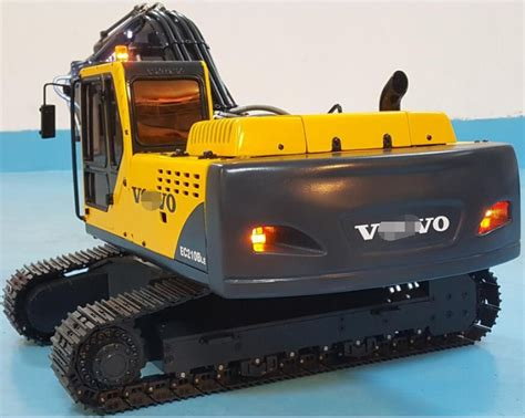 Harga Rc Excavator Hydraulic 1 12 rc model excavator hidrolik di mobil rc dari mainan