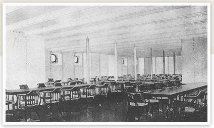 titanic third class dining room titanic photo page titanic a to remember