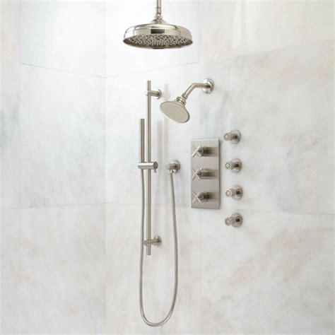 Best Dual Shower by Best 25 Dual Shower Heads Ideas On