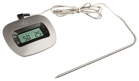 Termometer Oven Digital hq ft20 hq digital oven thermometer grey electronic discount be