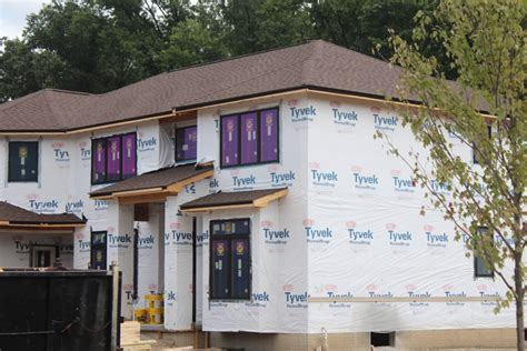 housewrap for building a tight home proper install and