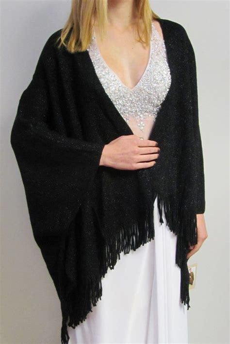 Zayna Shawl Pashmina 3 ruana wrap with a touch of class for evening wear shawls wraps