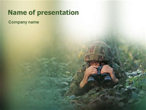 powerpoint templates free military military presentation template for powerpoint and keynote