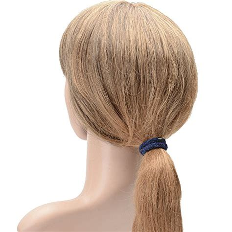 by hby stylish durable elastics perfect for all hair types styles best ponytail holders by hby stylish durable elastics
