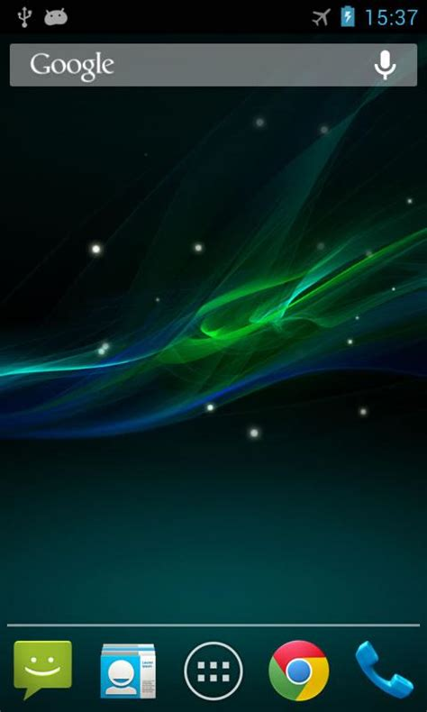 Download Wallpaper Animasi Xperia | wave z animowane tapety aplikacje na androida w google play