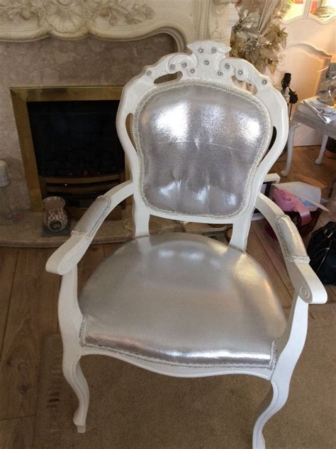 dressing table and chair vintage white louis dressing table chair in derby