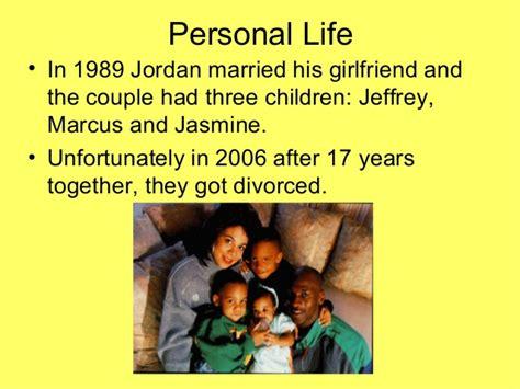 michael jordan biography personal life michael jordan biography