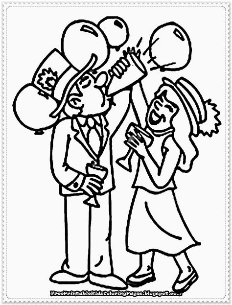new year s day coloring pages new year printable coloring pages free printable kids