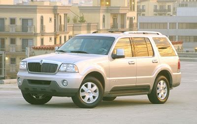lincoln aviator reliability used 2003 lincoln aviator suv features specs edmunds